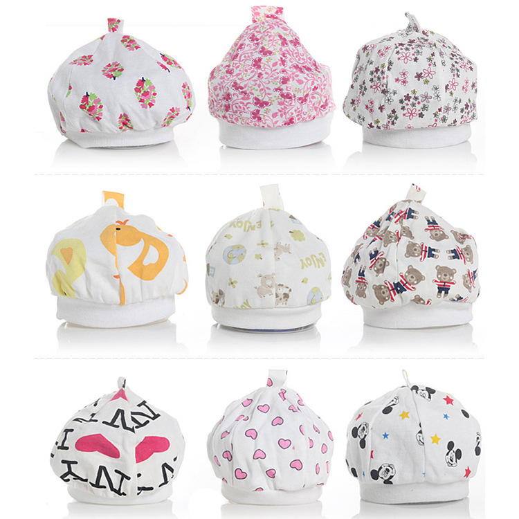 5Pcs 2015 Newborn Baby Boy Girl Hat Accessories Beanies Newborn Photography  Props Hats New Born Baby Cap 0 3 Month Chapeu-in Hats   Caps from Mother    Kids ... 2009bc434eb