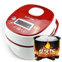 Supor мини рисоварка 2L 200 Вт умный мини рисоваркипятильный машина с резервированием времени детское питание мини паровар