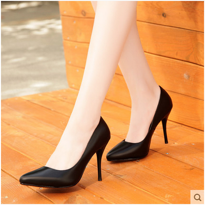 Popular Simple Black Heels-Buy Cheap Simple Black Heels lots from ...