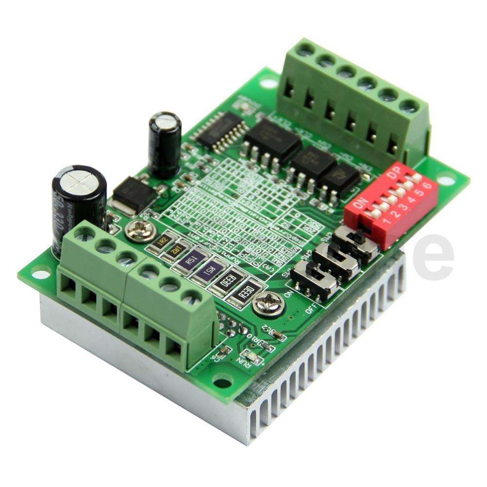 Motor Drivers TB6560 3A Driver Board CNC Router Single 1 Axis Controller Stepper Motor Drivers M126 hot sale new high quality cnc 3 axis tb6560 stepper motor driver board control pad lcd set hy tb3 kh