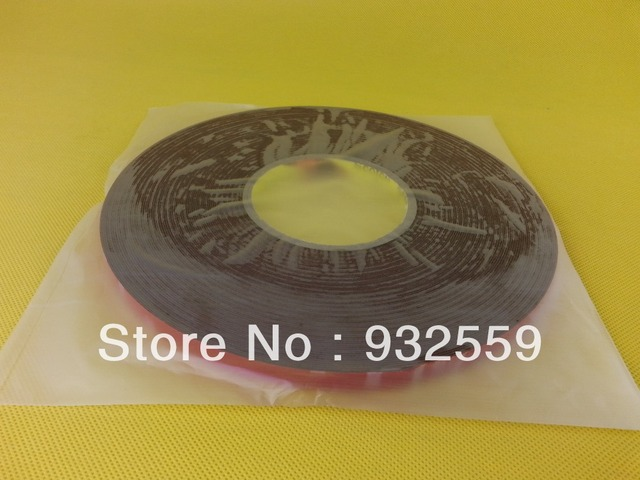 100% original Guaranteed free shipping 3M acrylic foam tape 4229 for automotive trim  accessories,grey,0.8mm thick,10mmX33M/roll
