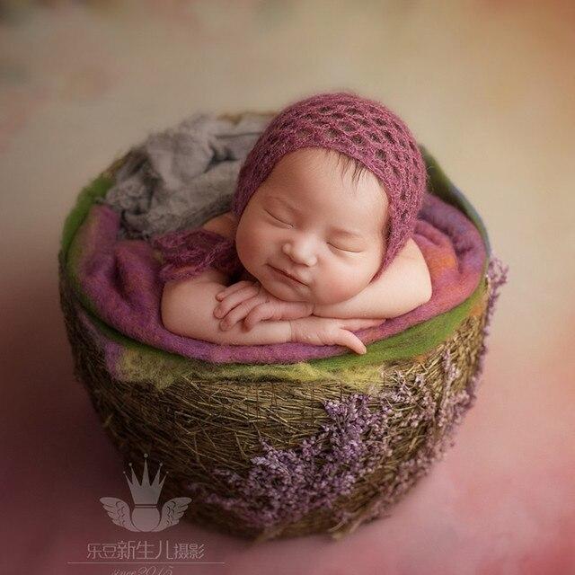 Häkeln Vintage Baby Mädchen Kappe Gestrickte Jungen Hut Muster ...