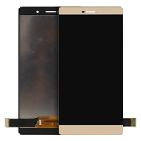 10 Pcs For Huawei P8 Max LCD Display Touch Screen Digitizer Assembly White Gold Color Free