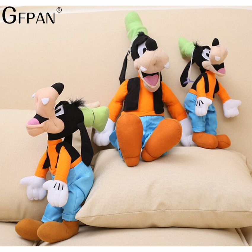1pc 40/50/70cm Giant Size Soft Plush Toy Stuffed Toy , Goofy Dog, Goofy Toy Lovey Cute Doll Christmas Gift for Children 30cm plush toy stuffed toy high quality goofy dog goofy toy lovey cute doll gift for children free shipping page 1