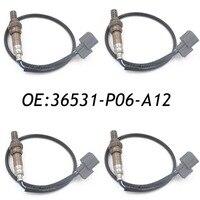 New 4PCS O2 Oxygen Sensor Upstream for Honda CRV CR-V Civic Odyssey Acura Integra CL SG336, 36531-P2E-A01, 36531P06A12 234-4099