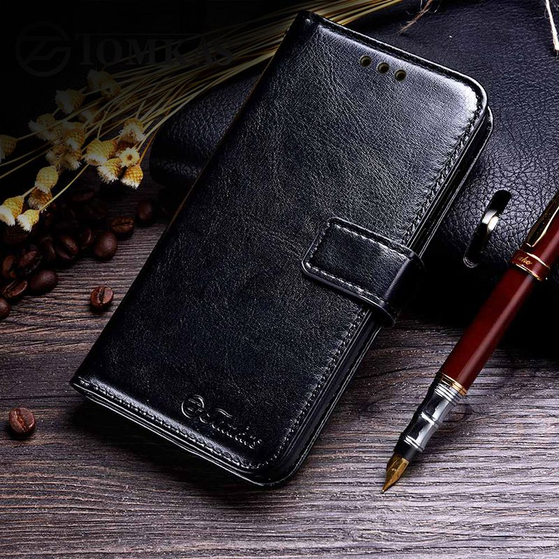 Business Case For Xiaomi Redmi 4A Cases Cover Flip Wallet Conque Case 5.0 Inch For Xiaomi Redmi 4A Cases Leather TOMKAS  (8)