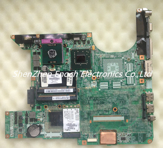 Para hp pavilion dv6000 dv6500 dv6700 gm965 placa madre del ordenador portátil integrado 460901-001 da0at3mb8f0