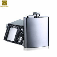Outdoor Stainless Steel Hip Flask Portable Flagon Pocket Flask Mini Alcohol Bottles Petacas Licor Cups Garrafa Wine Pots LKE084