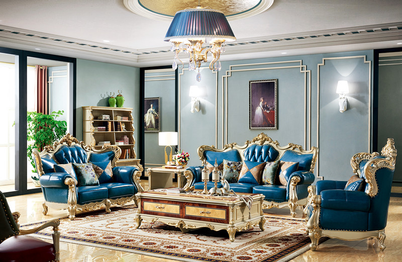 terrific european style living room furniture   Aliexpress.com : Buy European classical style solid wood ...