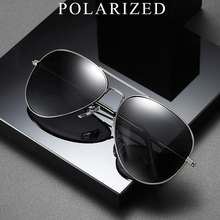 6.9$ Fourth generation polaroid polarization strengthening lenses aviator sunglasses men,hot polarized women vintage