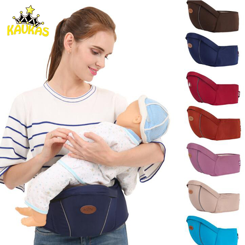 Baby Carrier Waist Stool Walkers Baby Sling Hold Waist Belt Backpack Hipseat Belt Kids Infant Hip Seat Newborn Baby Banquette belt