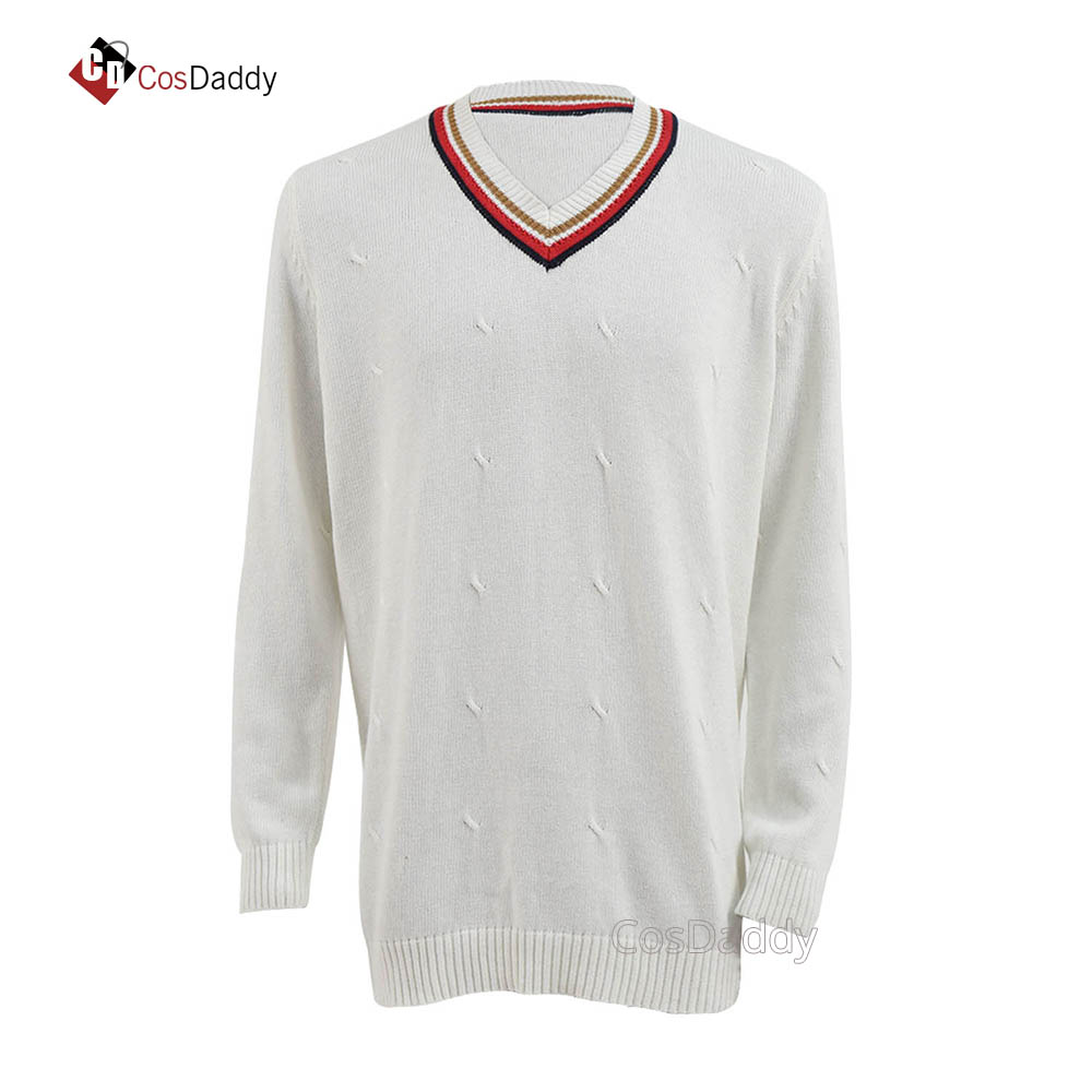 CosDaddy the Doctor Who Season 5 cosplay costume men white sweat