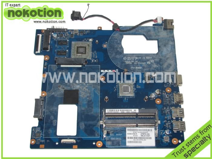 Full Tested for samsung 355E laptop font b motherboard b font LA 8868P AMD mother board
