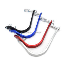 Aluminum Motorcycle Hand Guards Motorcycle Motocross Dirtbike MX ATV Handguards Handlebar Guards For KTM Motocycles 22mm