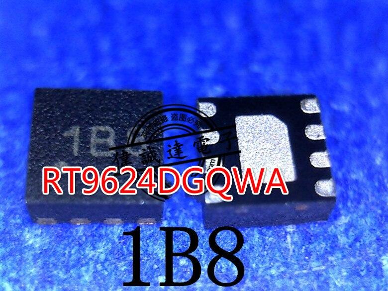 5pcs Rt9624dgqwa Rt9624d 1b8 1b Qfn8 Perfect In Workmanship Cellphones & Telecommunications