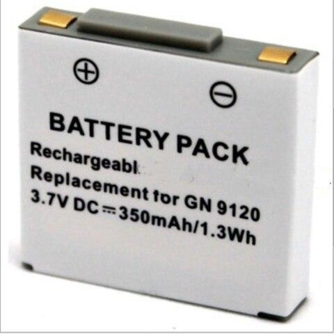 Bateria para Jabra Fone de Ouvido Lote Cp-gn9120 Ttvxo 350 Mah Bateria 26-02180 3 Pçs – Gn9120