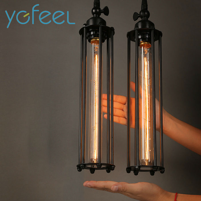 [YGFEEL] Vintage Pendant Lights American Country Retro Steam Punk Industrial Style Cafe decoration Lamp E27 Holder AC110V/220V [ygfeel] village retro pendant lights american country style restaurant bar coffee shop lighting 3pcs e27 holder ac110v 220v