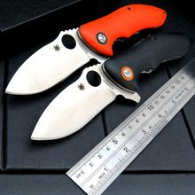 Hot! C187 Ball Bearing Folding Knife CPM S30V Blade Pocket Combat Knife G10 Handle Tactical Survival Knives Hunting EDC Tools