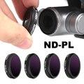 2 в 1 ND-PL для DJI Mavic 2 ZOOM camera ND8 ND16 ND32 ND64 фильтр для объектива нейтральная плотность поляризационный фильтр комплекты крышка Запасные части