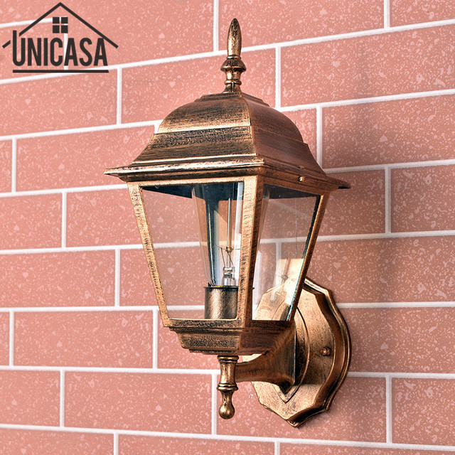 Vintage Outdoor Wall Lights Vintage outdoor wall lights garden bar antique wall sconce bronze vintage outdoor wall lights garden bar antique wall sconce bronze aluminum industrial pathway lighting indoor led workwithnaturefo