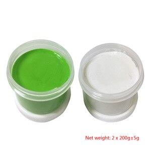 Image 4 - ABR wyciskanie uszu Putty materiał wyciskowy niestandardowe wkładki douszne i IEMs 200gx2