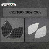 Für Suzuki GSXR1000 2007-2008 K7 GSXR 1000 Motorrad Protector Anti slip Tank Pad Aufkleber Gas Knie Grip Traktion seite 3M Aufkleber