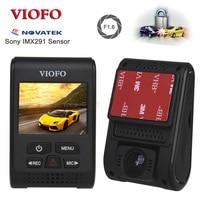 (RU STOCK) Original VIOFO A119S V2 Capacitor Novatek HD 1080p Car Dash cam Camera DVR optional GPS CPL (Upgrated V2 Version) DVR