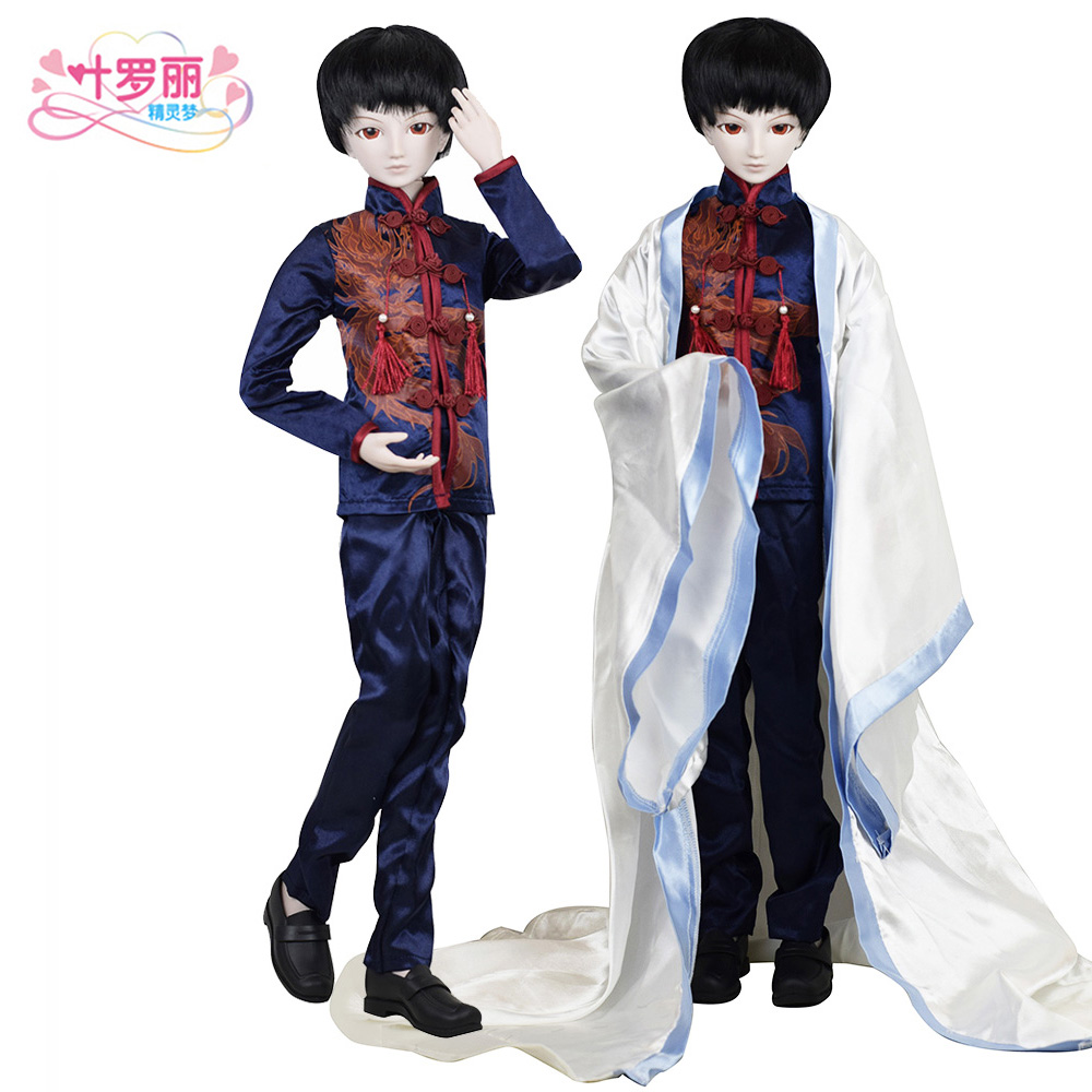 24 Full Set + BJD Doll Devil Manager Men Chinese Manager ball jointed dolls SD Doll Toy Boyfriend Boy Gift for Boy Children 24 full set bjd doll devil manager men chinese manager ball jointed dolls sd doll toy boyfriend boy gift for boy children
