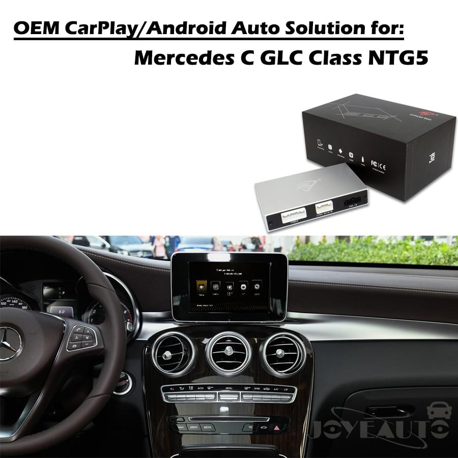 Mercedes C CarPlay Android Auto