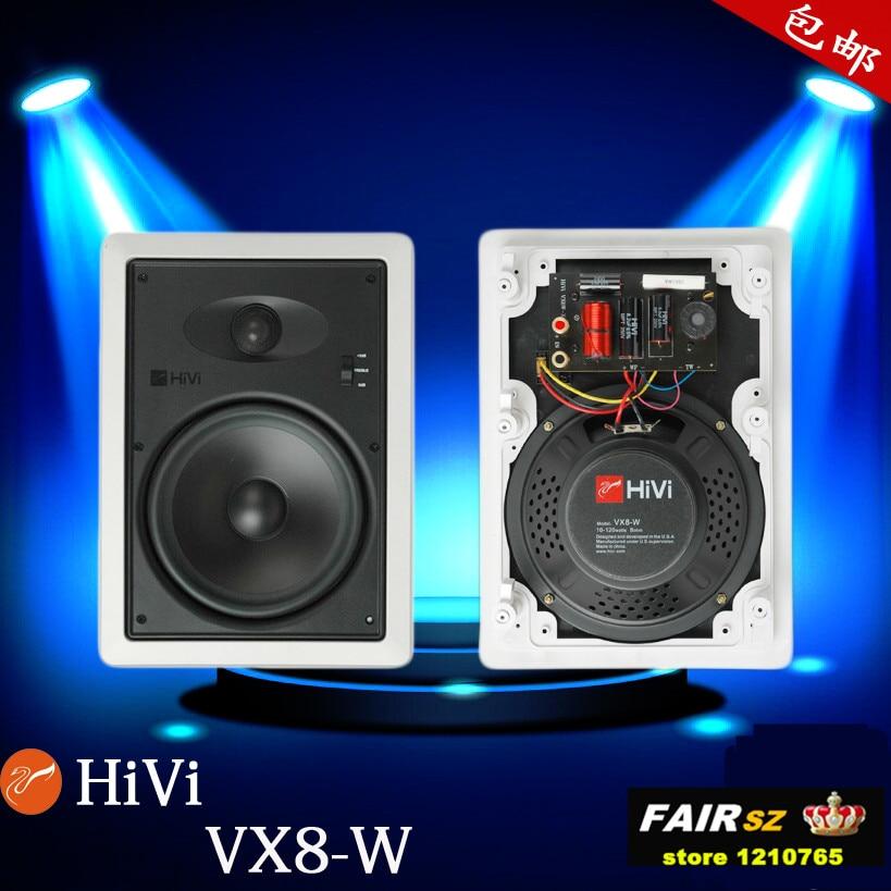 Hivi 8 Super Bass In Ceiling Contant Impendance Speaker