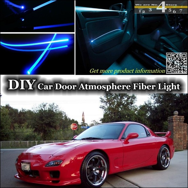 For Mazda Savanna RX7 RX 7 RX 7 FC FD Interior Ambient Light Tuning  Atmosphere