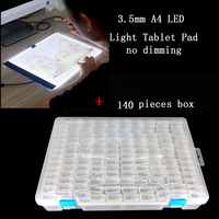 Light pad and 1 box