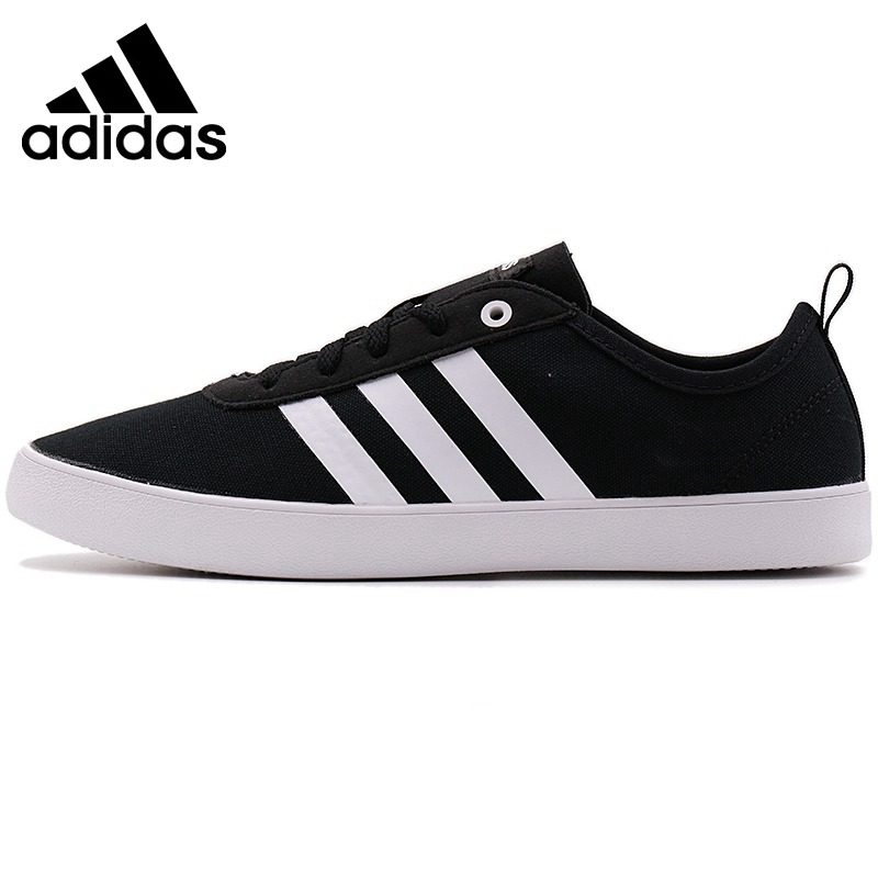 Original New Arrival 2018 Adidas NEO Label QT VULC 2.0 Women's Skateboarding Shoes Sneakers original new arrival 2018 adidas neo label qt racer women s skateboarding shoes sneakers