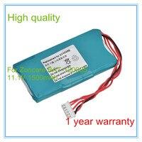 Bateria de Substituição Para ECG médica BAT 120005  WPCO5 1041  ZQ 1203C  ZQ 12  ZQ 1203G Li Polímero bateria rechargeabl|Pacotes de bateria|Eletrônicos -