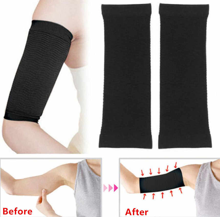 Slimming Arm Shaper Fat Buster Off Cellulite Wrap Belt Band Helps Increase Burning Of Calories Easy To Use Can Be Used At Any T Aliexpress