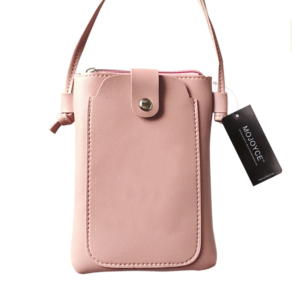 New Women Leather Handbags Mini Card Coin Mobile Phone Bags Fashion Small Change Purse Female Buckle PU Shoulder Crossbody Bag swdf 2017 new crossbody bag woman pu leather retro women shoulder bags casual fashion female small square bags mobile phone bag
