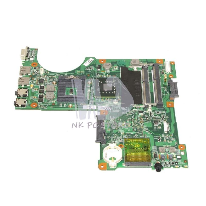 NOKOTION CN-086G4M 086G4M Main Board For Dell Inspiron N4020 Laptop Motherboard 48.4EK06.011 GM45 DDR3 Free CPU цена