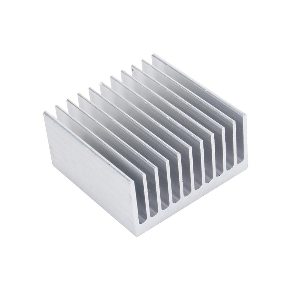 Cooling Accessories Heat Sink 40x40x20mm Ic Heatsink Metal