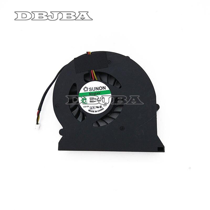 ᑐLaptop ventilador de la CPU para MSI CR420 CR420MX CR600 CR620 ...