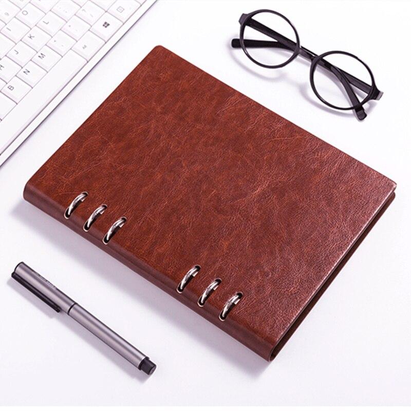 2019 cuadernos diario semanal planificador mensual del Programa de A5 A6 DE LA OFICINA DE LA ESCUELA suministros papelería organizador Calendario de paquete de regalo