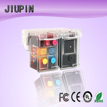New cartridge for Refillable Edibel ink cartridge for Coffee printer Food printer for HP 803BK 803 COLOR art coffee drinks printer food printer chocolate printer with food ink free factory supply with ce