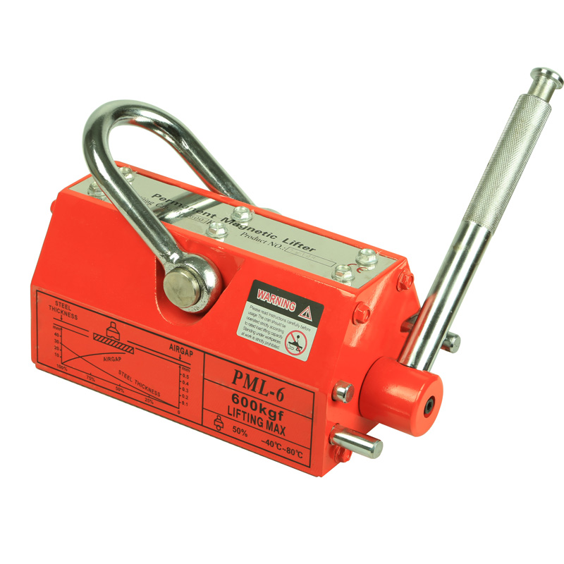 600kg Permanent Magnetic Lifter/Heavy-duty Steel Lifting Magnet Hoist Crane CE certified 600kg permanent magnetic lifter heavy duty steel lifting magnet hoist crane ce certified