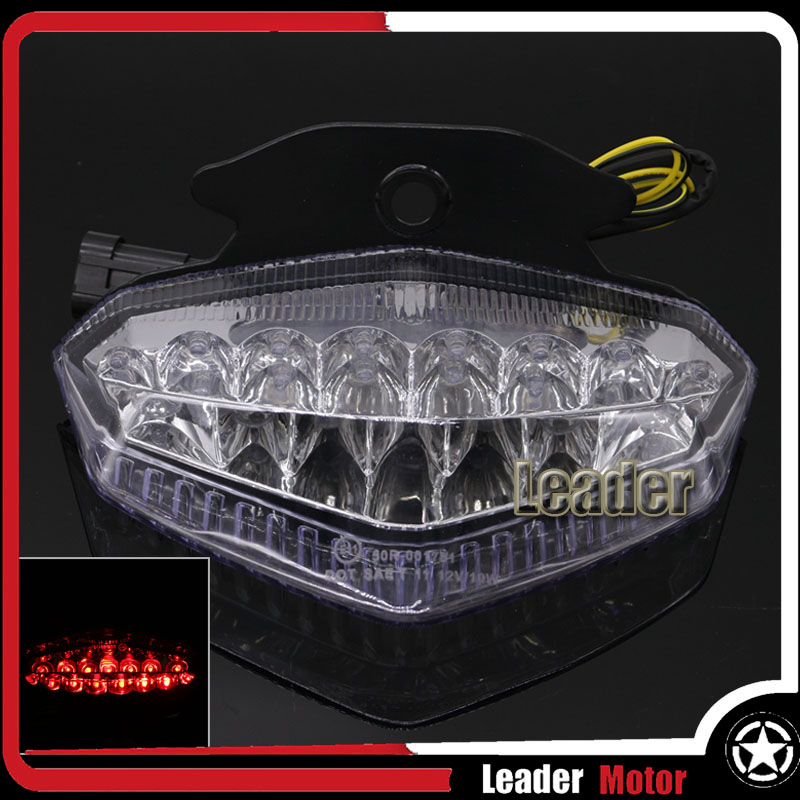 For DUCATI HYPERMOTARD 2009 2014 Motorcycle Accessories LED Tail Light Turn signal Blinker