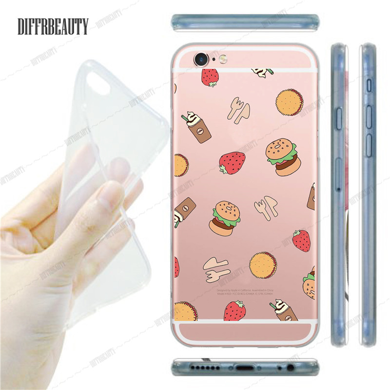 coque iphone 6 nourriture