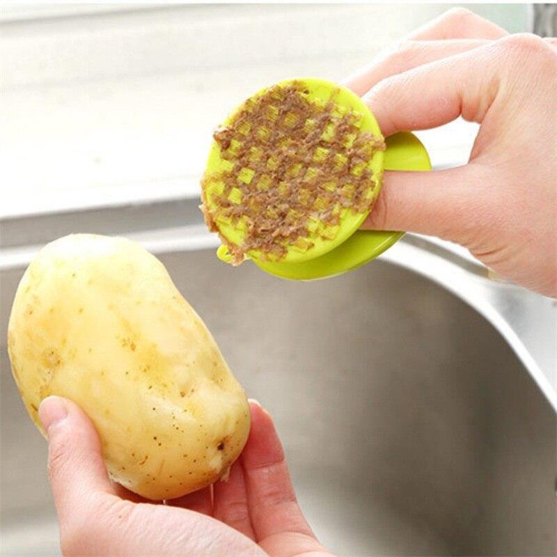 1Pcs Hand Hold Peelers Potato Peeler Fruit Vegetable Peel Remover Fruit Vegetable Tools Kitchen Tools Gadgets