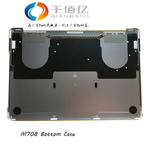 """Genuine New A1708 Bottom Case Lower cover For Apple Macbook Pro 13"""" Retina A1708 bottom case 2016 Year"""