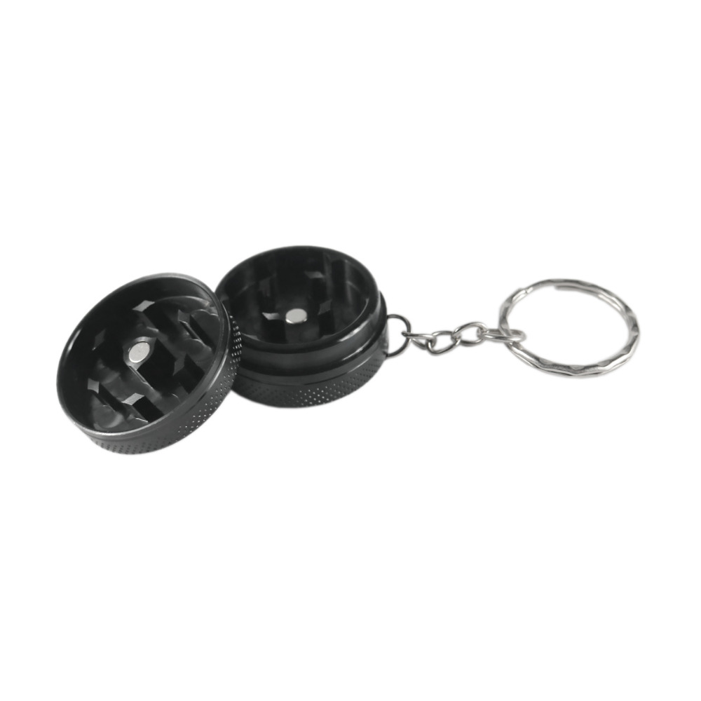 US $6 39 |Formax420 Small Grinder Pocket Key Chain for Smoking  Accessories-in Tobacco Pipes & Accessories from Home & Garden on  Aliexpress com |