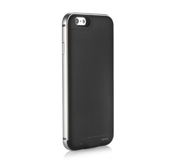 imágenes para Envío libre 2017 Cargador Portable Externo Ultra Delgado Casos para iPhone6 6 s 7 batería caso with2600mAh, 6 6 s 7 plus con 3200 mAh