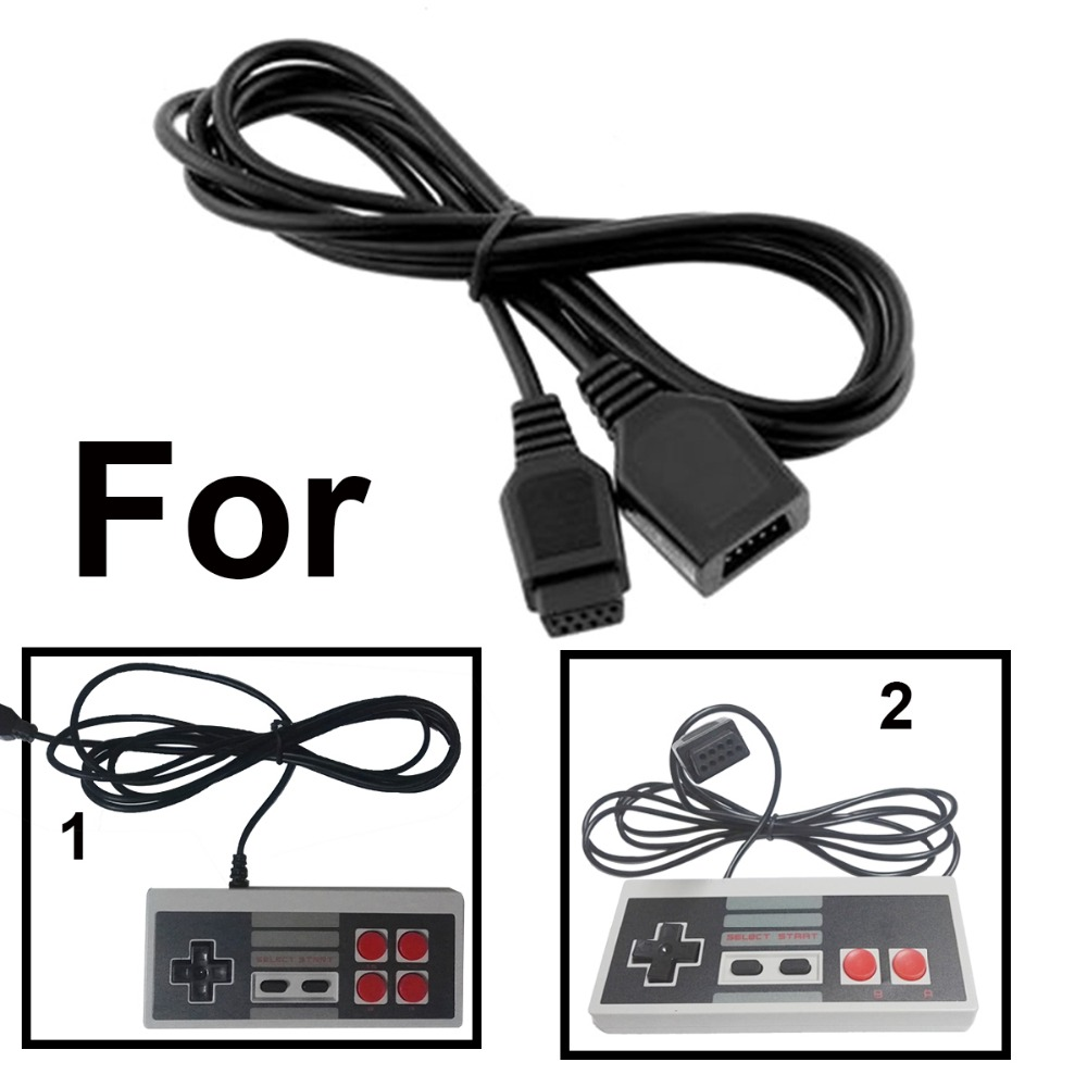 1.8m Extend wire cable For HDMI / AV Out Retro Classic handheld game player Family TV video game console 500/600/620 games(China)
