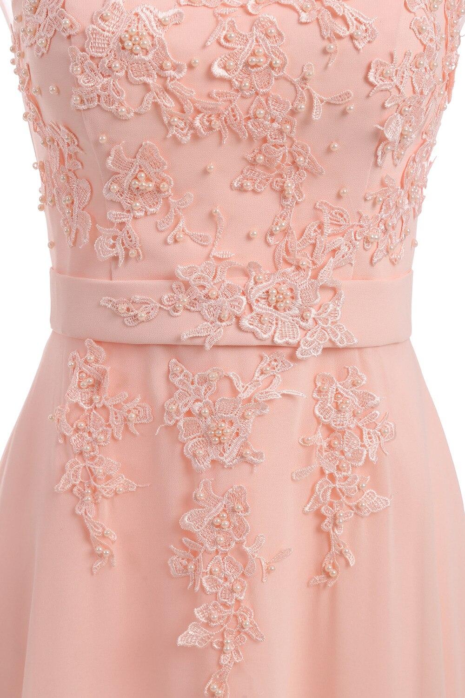 ▻A-line vestidos de dama de Honor 2018 de la dama de Honor elegante ...